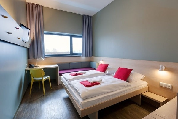 Places to stay in Berlin