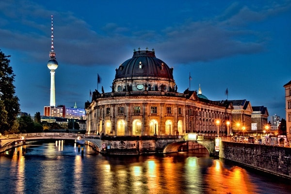 Attractions and Places to Visit in Berlin